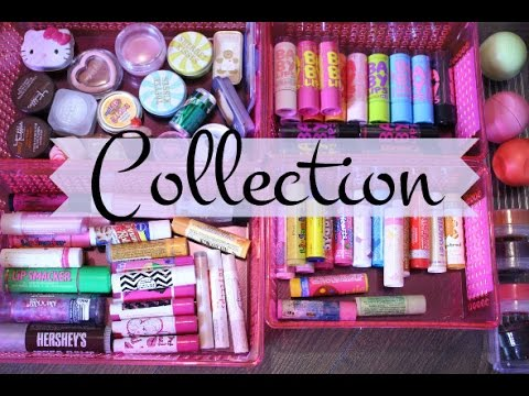 My Lip Balm Collection
