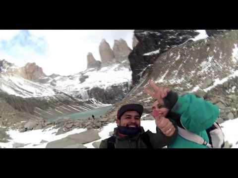 Patagonia 2017 - Torres del Paine, Cueva Milodón, Glaciar Perito Moreno, Punta Arenas