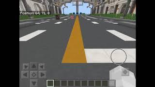 (Minecraft) supperman Trong Thành Phố