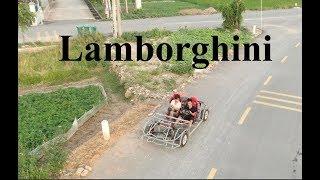 Lamborghini handmade by tech channel