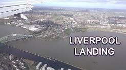 LIVERPOOL LANDING - JOHN LENNON AIRPORT 4K