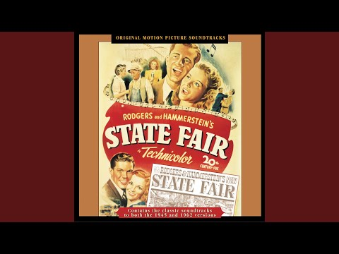 State Fair 1945: It's A Grand Night For Singing