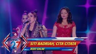 Tiba Tiba Semua Joget, Cita Citata Siti Badriah [BOJO GALAK] - Kilau Raya 27 (20/10) Mp3