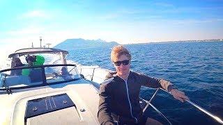 ИТАЛИЯ. VIP ОТДЫХ С ДЕВЧОНКАМИ НА ЯХТЕ! Путешествие на море в Италии