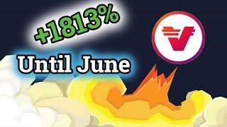 Verasity Coin (VRA) - More Than 1800% UNTIL JUNE! - Price Prediction - DEEP Price Analysis
