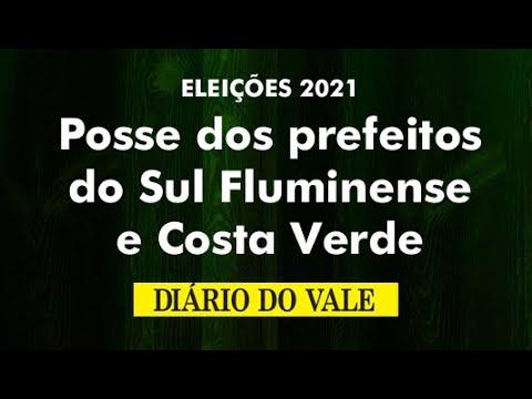 Posse do prefeito de Volta Redonda