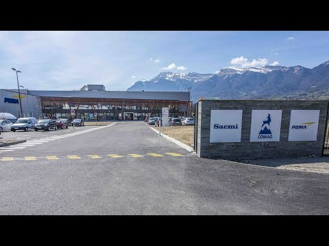 POMA's new french industrial site