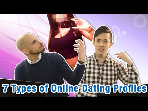 Men React to 7 Types of Online Dating Profiles of Women