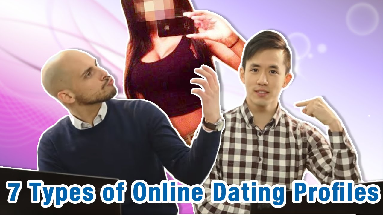 Online dating profiles for men
