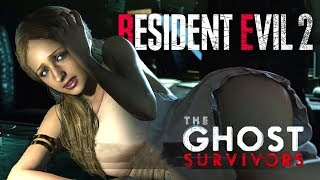 LA FUGITIVE - Resident Evil 2 (Ghost Survivors #1)