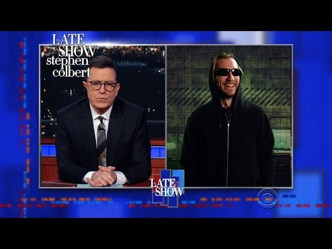 Stephen Meets Russian Hacker Guccifer 2.0