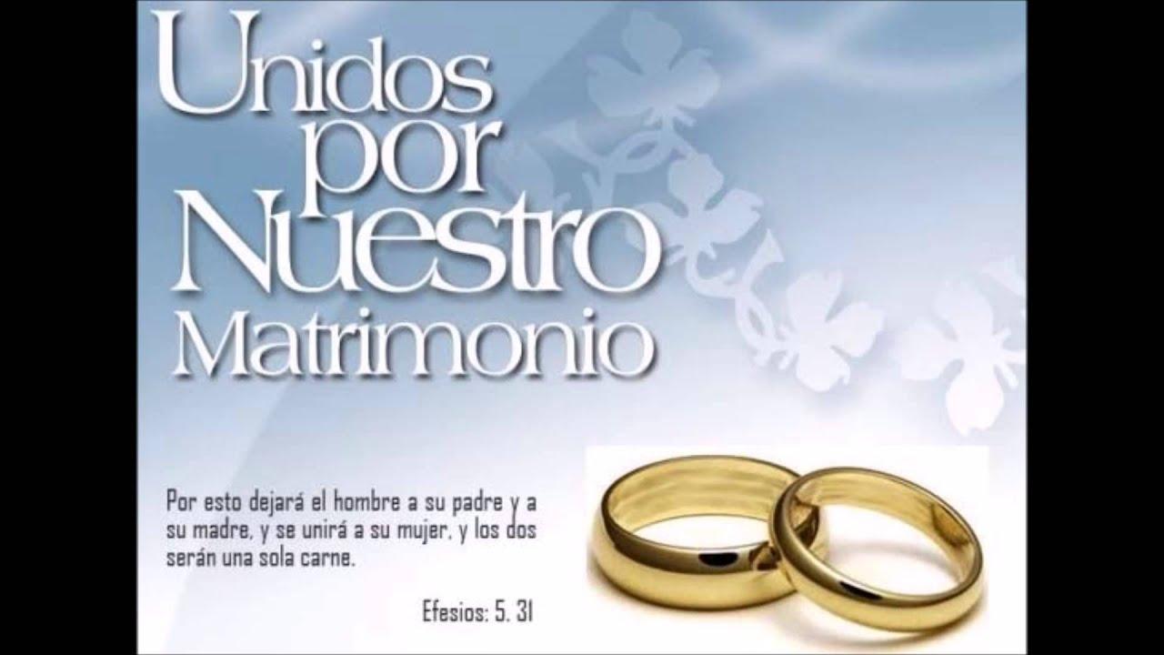 Matrimonio De Acuerdo Ala Biblia : Isai salinas oficial esposa mía matrimonio youtube