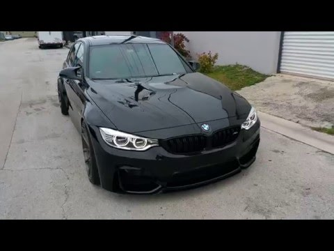 BMW M3 F80 on Velosdedign wheels by Advanced Detailingof South Florida