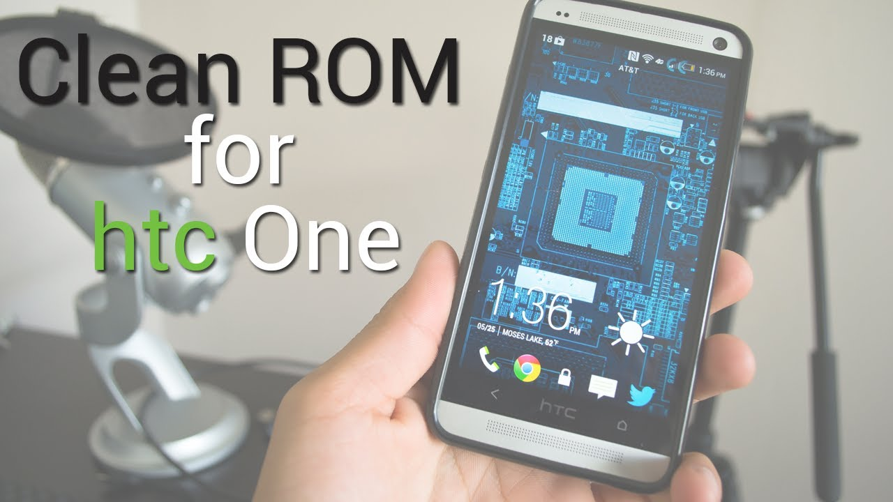 CleanROM review for the HTC One