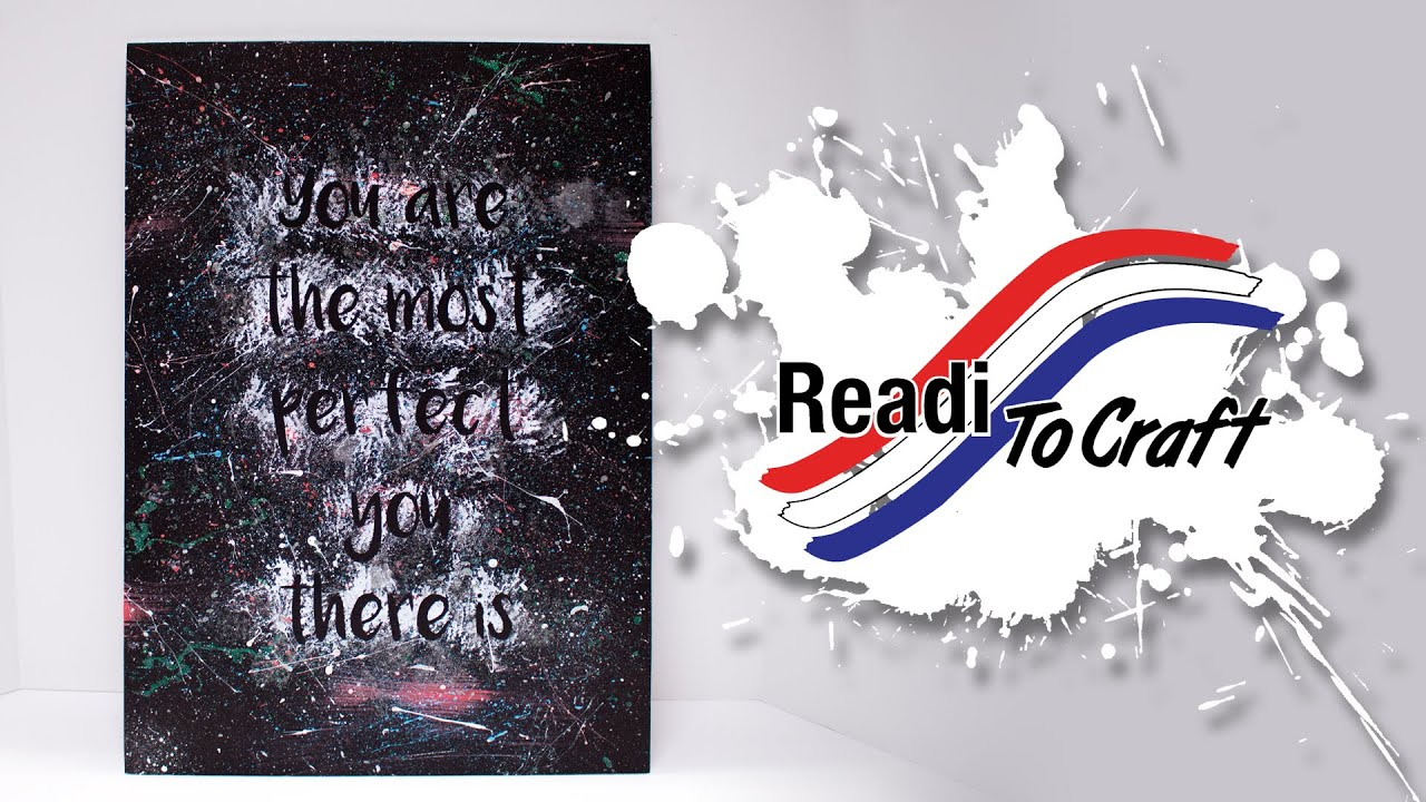 Readi to Craft: Compliment Art