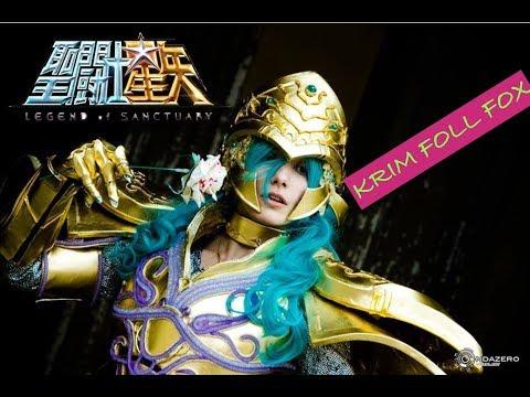 Saint Seiya cosplay Aphrodite dei pesci