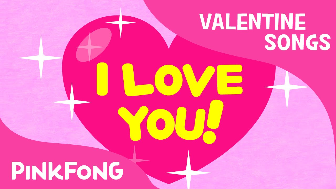 Skidamarink Valentine S Day Song Best Kids Songs Pinkfong