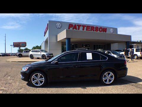 2014 Volkswagen Passat Tyler, Longview, Lufkin, Nacogdoches, Shreveport, TX T2696