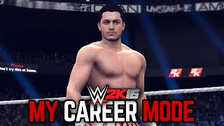 "WWE 2K16 My Career Mode - Ep. 27 - ""DANGER ATTACKS!!"" [WWE MyCareer PS4/XBOX ONE/NEXT GEN Part 27]"