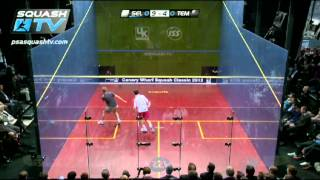Squash : HotShots - Robbie Temple LEFT? RIGHT? BOTH? : EP1