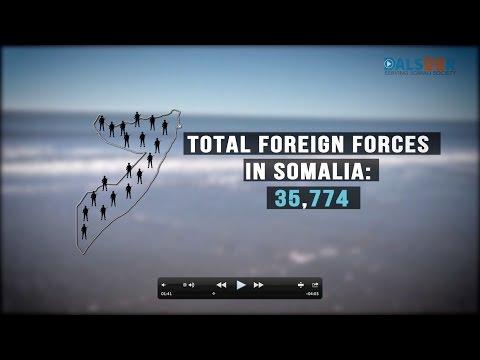 Ciidamada shisheeye ma keeni karaan wanaag? Can foreign forces bring positive?