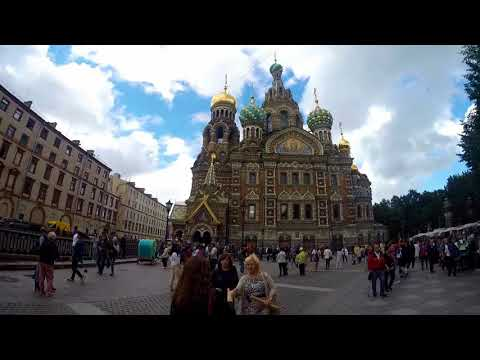 Russia Trip August 2017