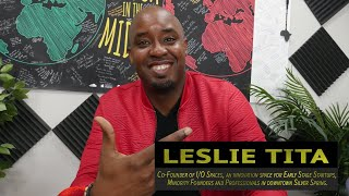 Leslie Tita Talks I/O Spaces, Made in Cameroon Music Festival, Jollof Wars, Coworking Spaces, + More