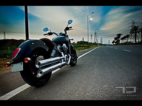 Indian Scout Ride Report TQ