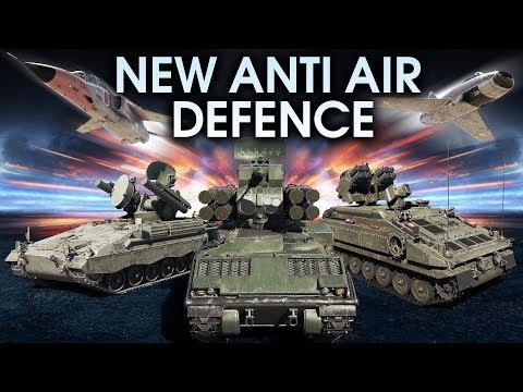 NEW ANTI AIR DEFENCE / War Thunder