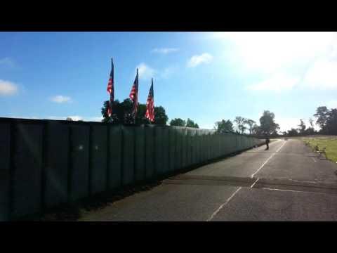 Vietnam memorial at Fmcc