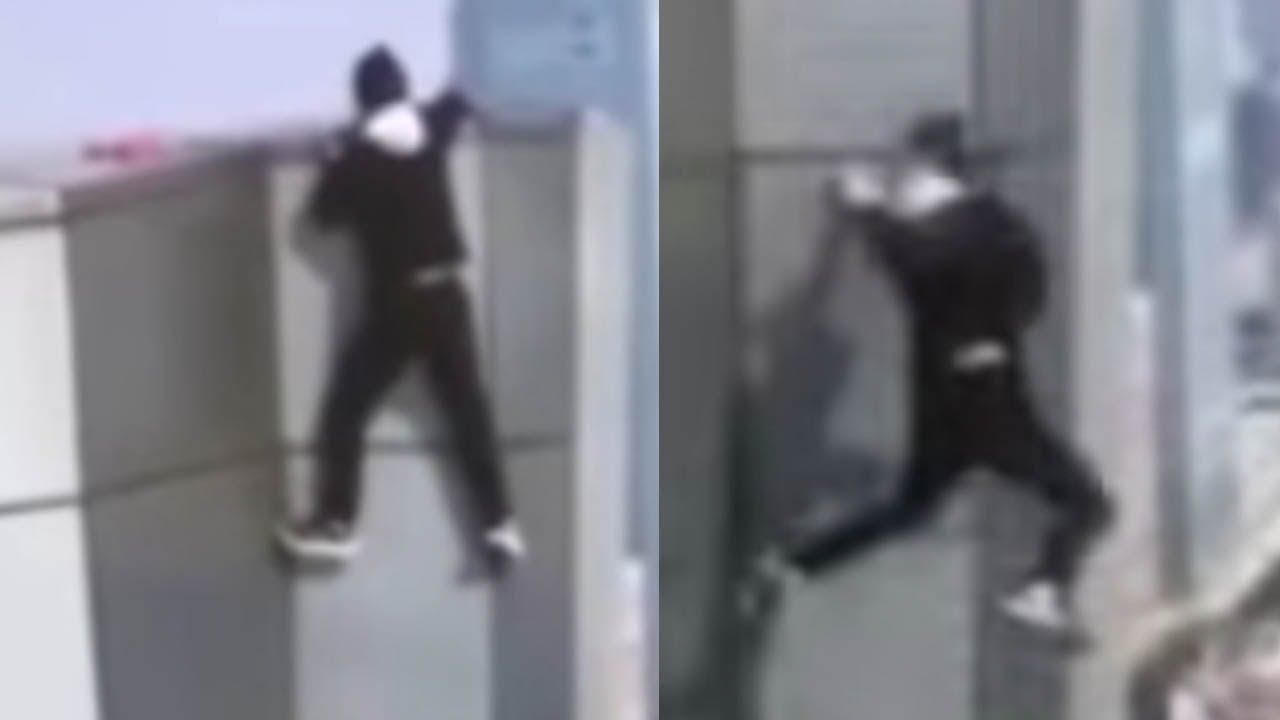 Disturbing Stuntman Falls 62 Stories To His Death