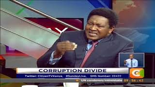 Governor Muthomi Njuki: What is wrong with being targeted if you have done nothing wrong?#SundayLive