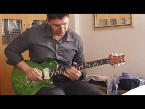 Mountain Song - Joe Satriani Cover