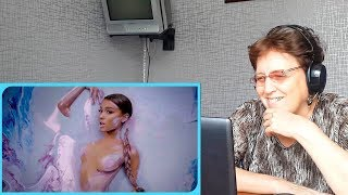 Ariana Grande - God is a woman / РЕАКЦИЯ