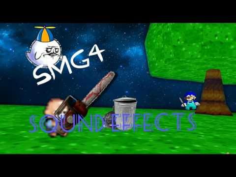 SMG4 SFX- Kaboom!