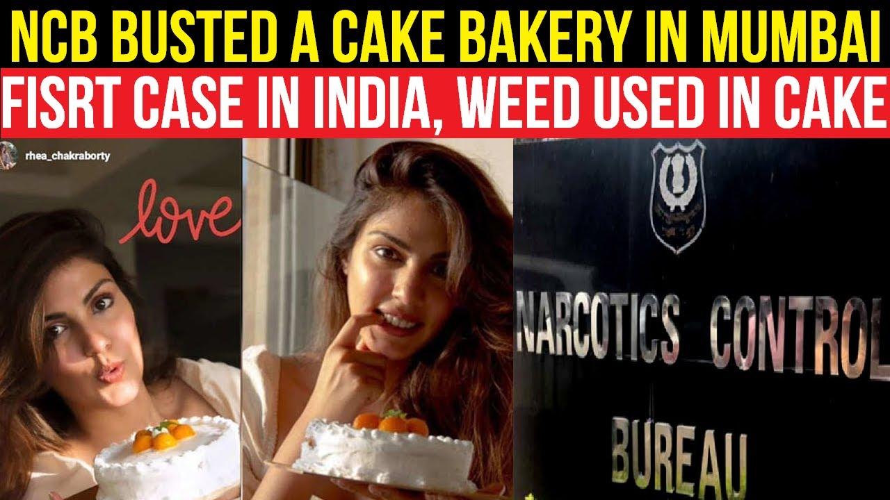 Big Expose: First time NCB Mumbai busted a M@rijuana Cake making Bakery