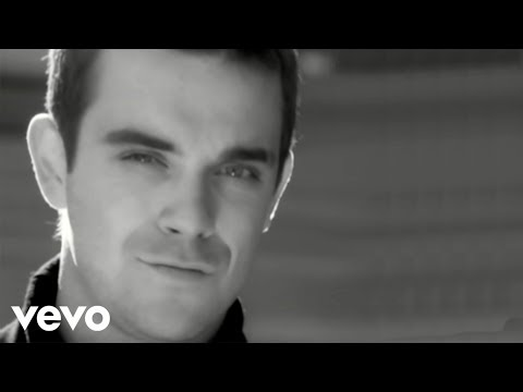 Videos de musica de Robbie Williams - Letra 'ANGELS'