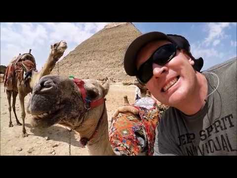Our travel Itinerary of Egypt, Cairo, Hurghada and Luxor