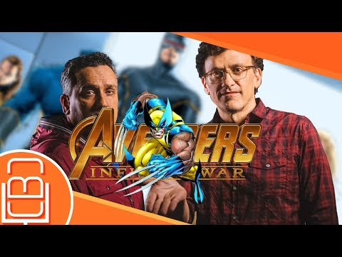 Avengers Directors Wanted Wolverine in Avengers 3 & More - CBC