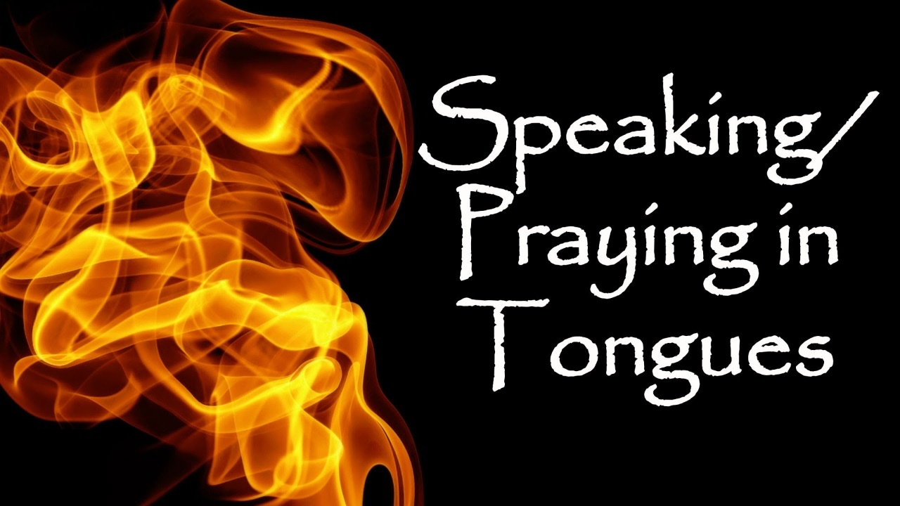 How to Pray in Tongues (Praying in the Spirit) - YouTube
