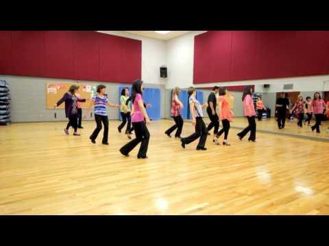 Someone Feels Like A Fool - Line Dance (Dance & Teach in English & 中文)