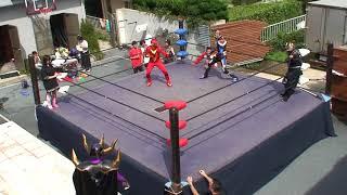 2017年8月24日(木曜日)千葉県鴨川で行われた宇宙神ゴッドチバダーヒーローショー動画です。レッドレジェンダー、デスパニッシャーボス、影虎登...