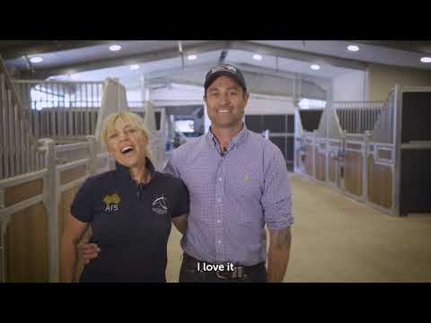 What's in your Shed with Megan Jones & James Deacon | Hallmark Farm