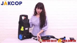 Máy rửa xe JAKCOP áp suất cao TỐT NHẤT bạn nên chọn