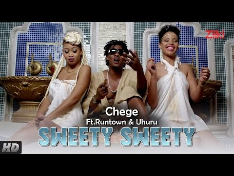 Chege feat.Runtown & Uhuru - Sweety sweety (Official Music Video)
