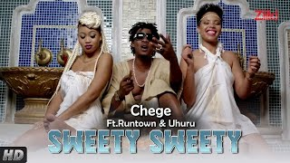 Chege feat.Runtown & Uhuru - Sweety sweety(Official Music Video)