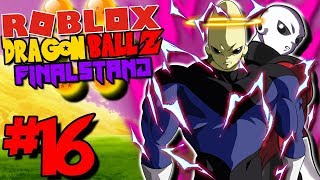 JIREN RACE OVER LEVEL 700?!? OW Encore OP! Roblox: Dragon Ball Z Final Stand (Jiren) - Episode 16
