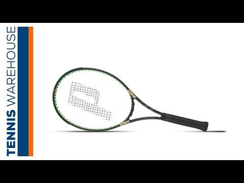 Prince Textreme Tour 100 (310) Tennis Racquet Review