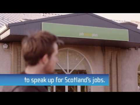 Scotland needs Champions to Protect Jobs and the Economy