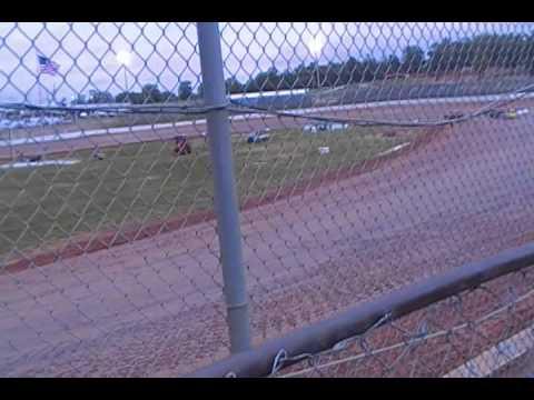 Burd Racing at West Plains Motor Speedway 2011